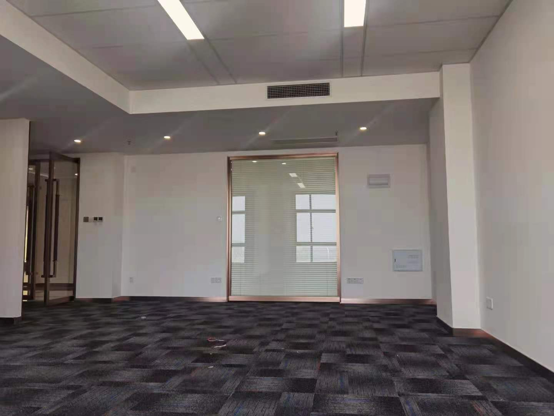 虹桥叶迪商务园出租162平写字楼精装修带家具