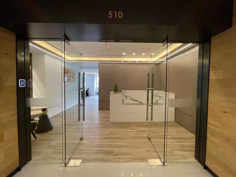 华设大厦(浦汇大厦)出租234平写字楼精装修带家具