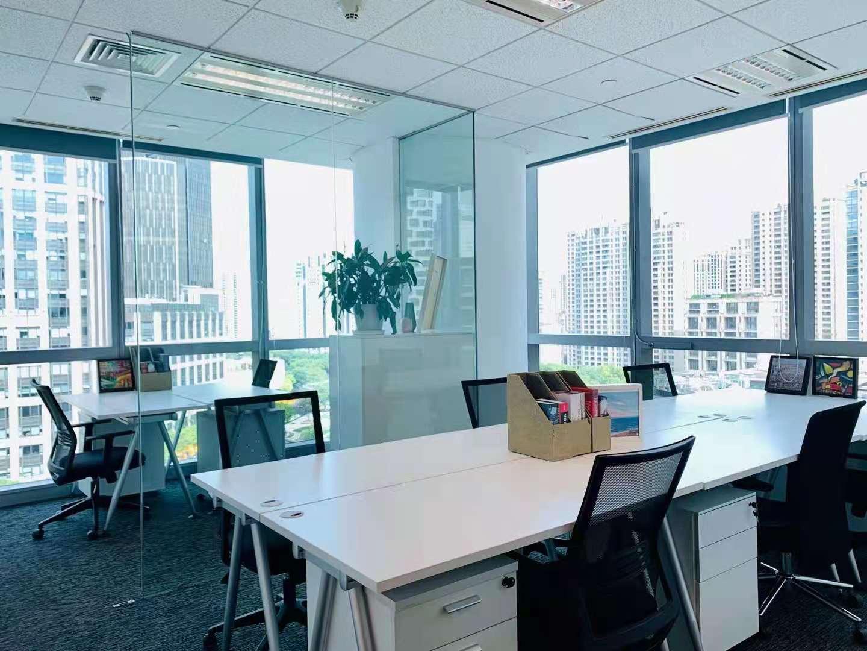 新茂大厦ARCC艾克商务中心出租6人间带窗户现房