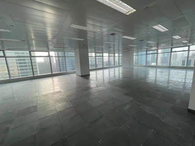 长泰国际金融大厦出租1520平写字楼标准交付