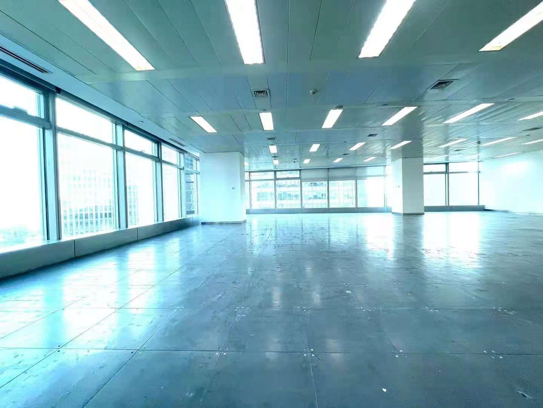 长泰国际金融大厦出租862平写字楼标准交付