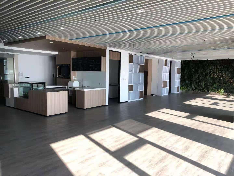 由由国际广场出租397平办公室有装修无家具