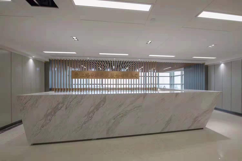 申华金融大厦出租656平写字楼有装修无家具