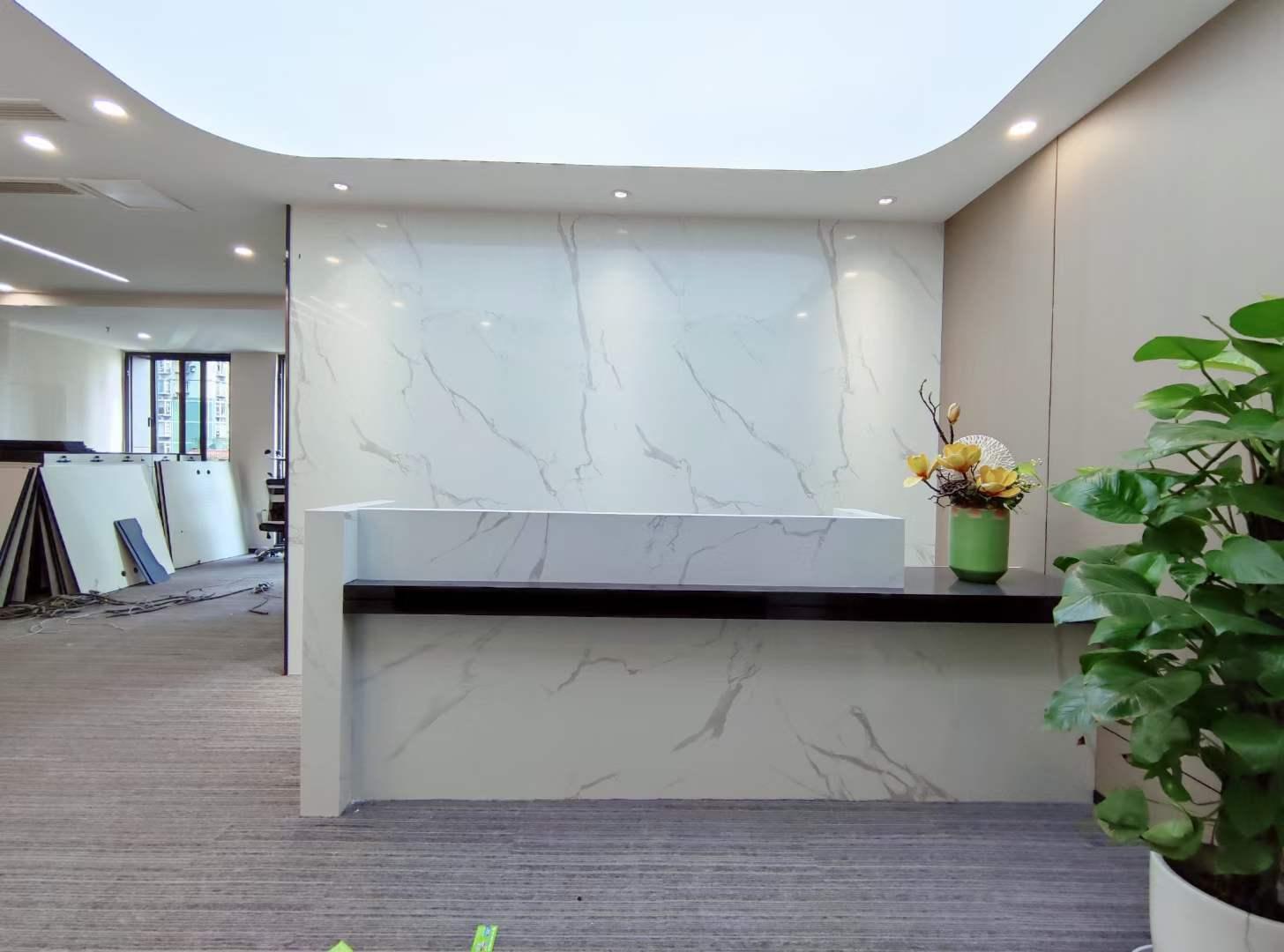 永达国际广场出租236平办公室精装修带家具