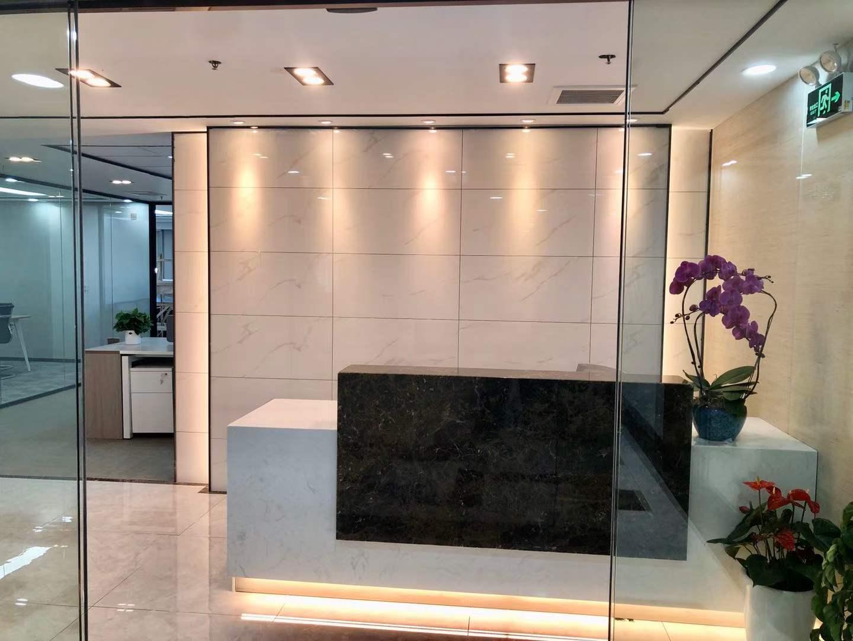 上海科技京城出租298平写字楼精装修带家具