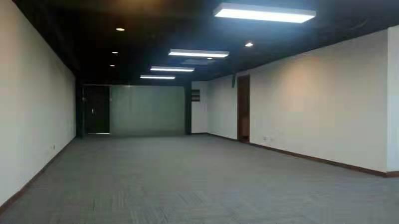 海兴广场出租363平写字楼有装修无家具