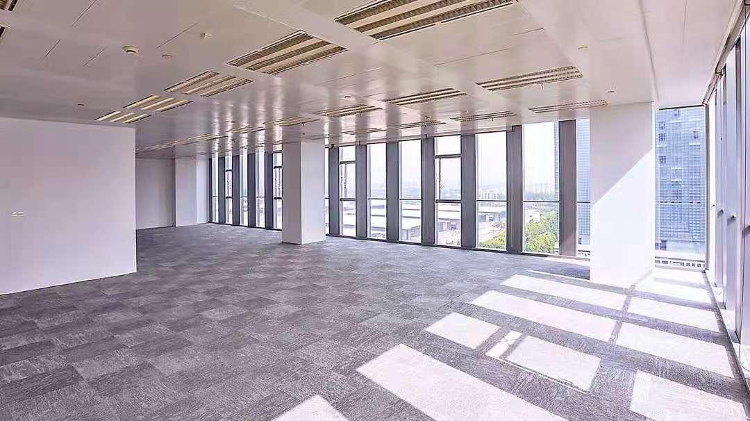 紫竹国际大厦出租473平写字楼标准交付