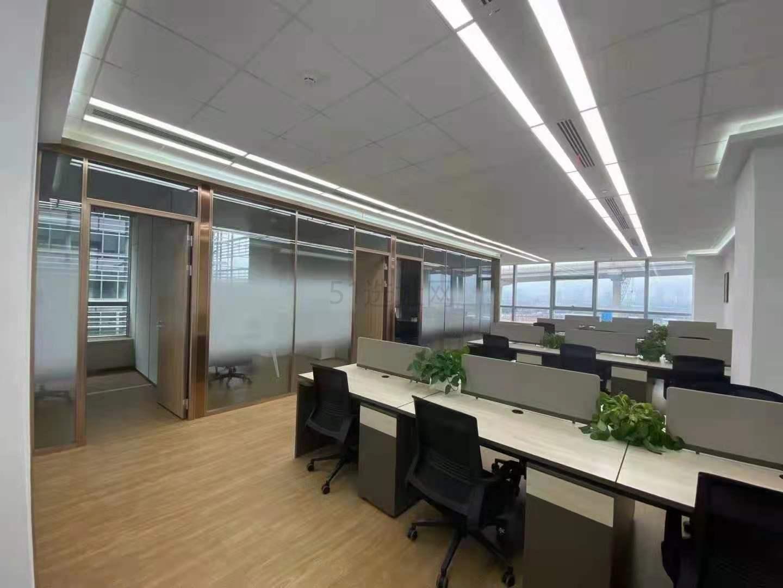 中国黄金大厦(中金上海大厦)出租484平写字楼带装修有家具