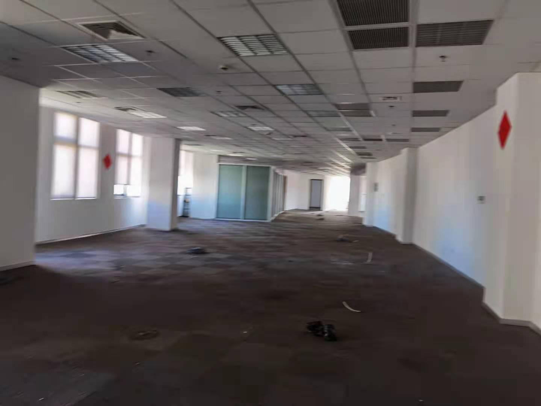 电科滨江中心出租895平写字楼有装修无家具