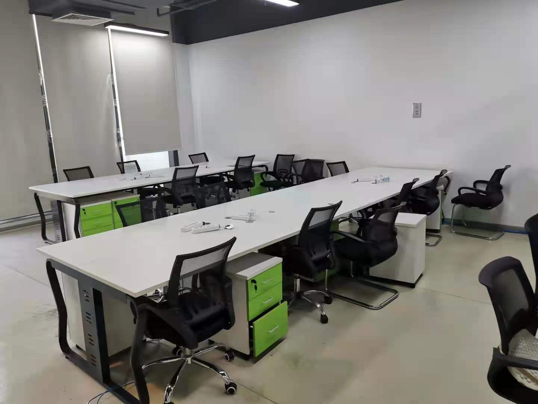 普洛斯盛银大厦出租143平办公室精装修带家具