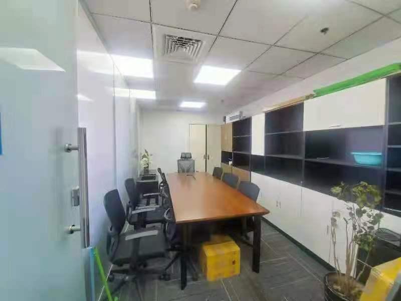 安基大厦出租140平写字楼精装修带家具