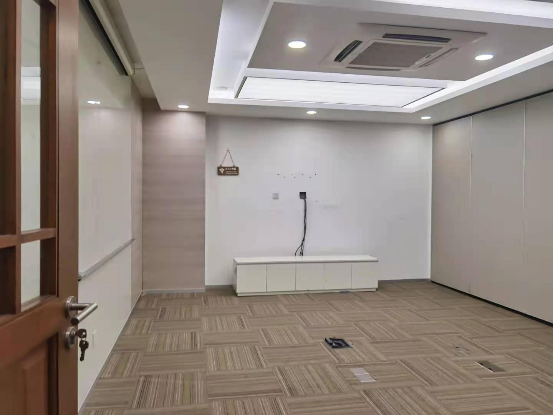越界·智造局一期出租666平写字楼有装修无家具