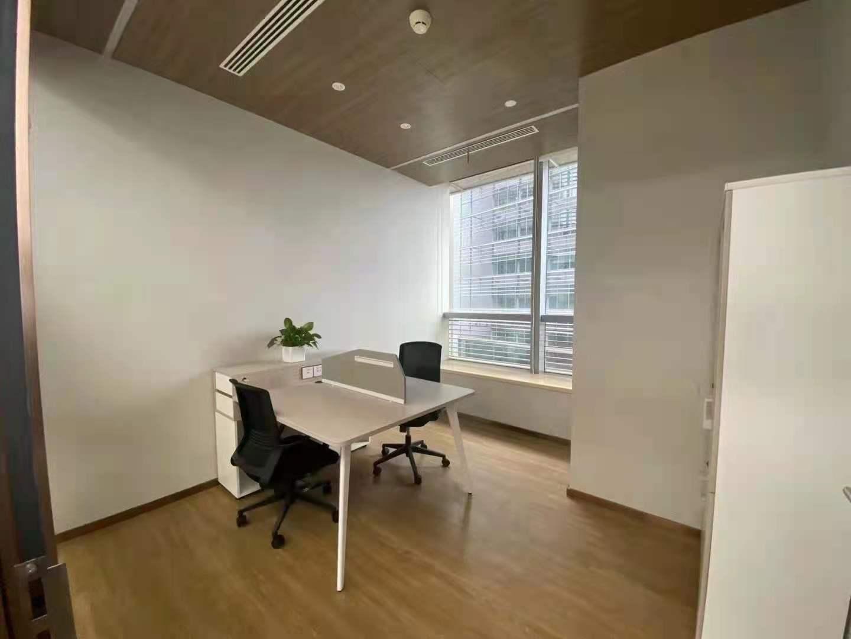 中国黄金大厦(中金上海大厦)出租341平写字楼带装修有家具