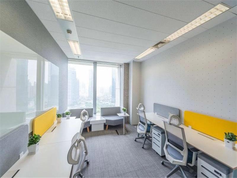 上海银行大厦寰图出租4人间带窗户现房