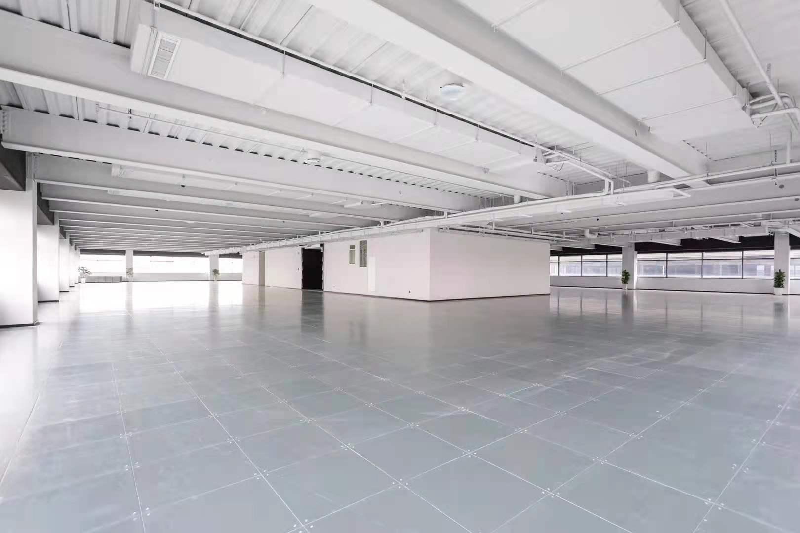 虹桥国际展汇出租758平写字楼标准交付