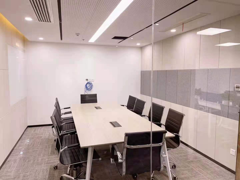 联通国际大厦出租500平写字楼精装修带家具