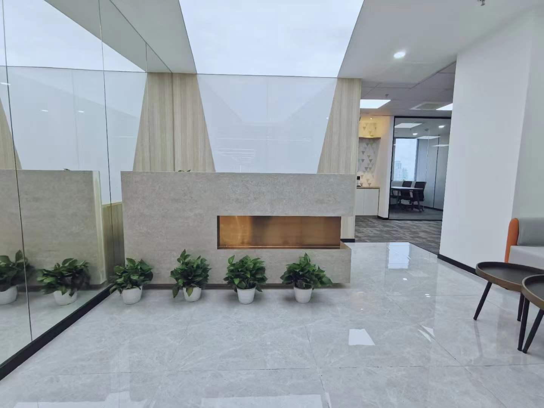 通茂大厦出租243平办公室精装修带家具