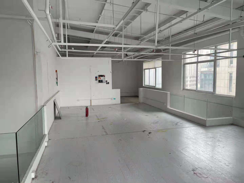 金岸610出租400平写字楼有装修无家具
