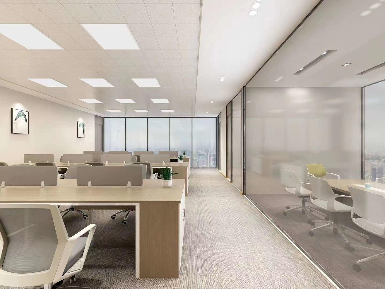 安基大厦出租760平写字楼精装修带家具
