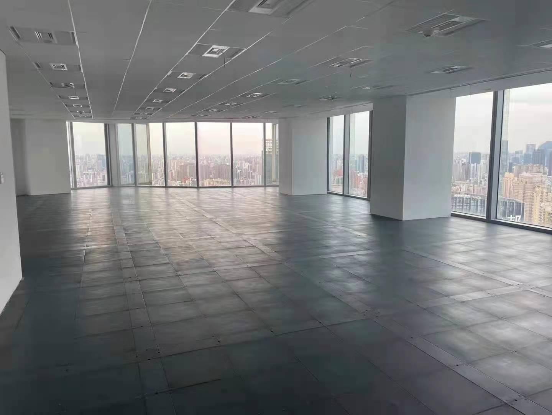 宝矿洲际商务中心出租875平写字楼标准交付
