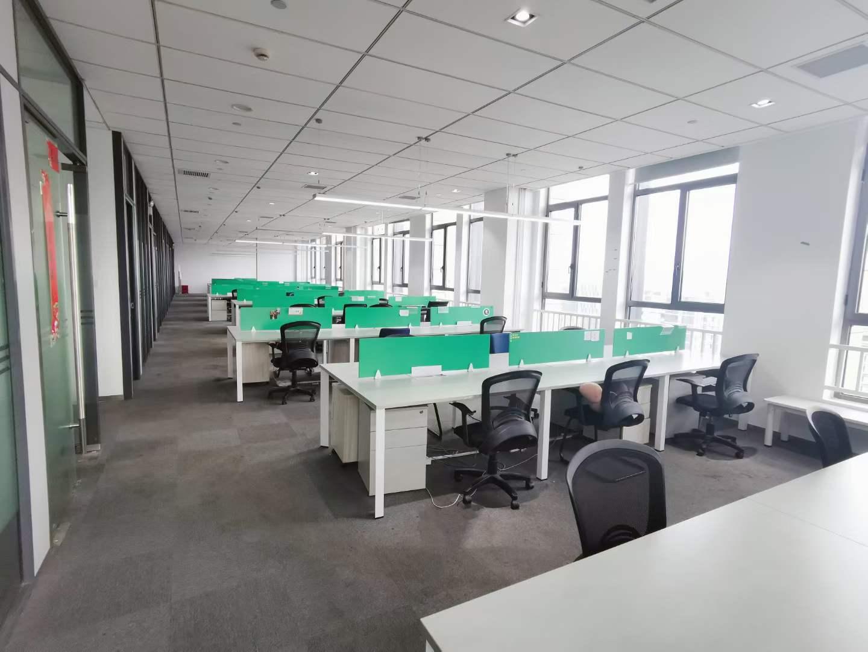 金谷中环大厦出租750平写字楼精装修带家具