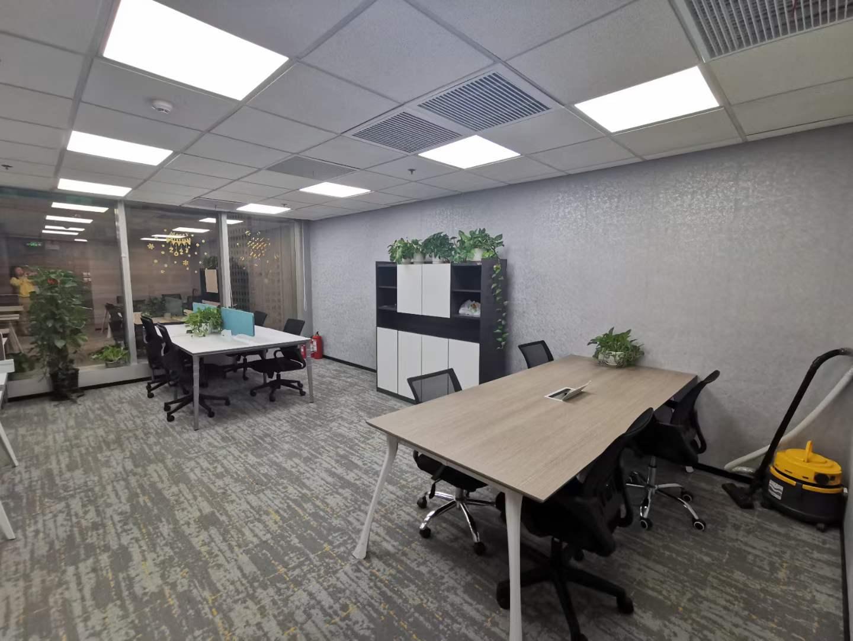 中国国际商品中心出租229平写字楼带装修有家具