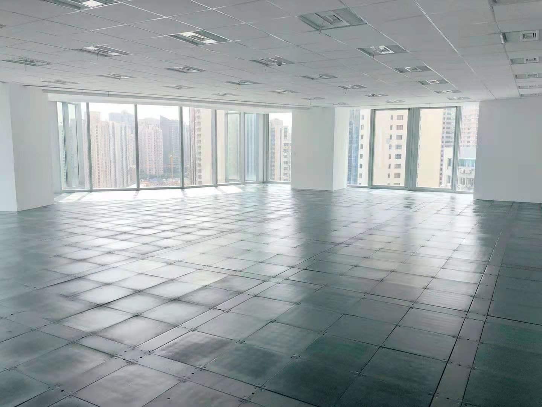 宝矿洲际商务中心出租730平写字楼标准交付