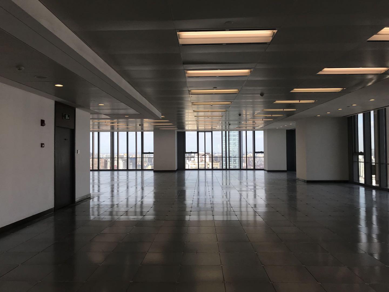 上海环球港出租1350平写字楼标准交付