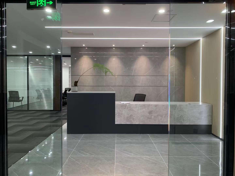 富力环球中心出租555平写字楼精装修带家具