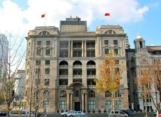 亚细亚大楼