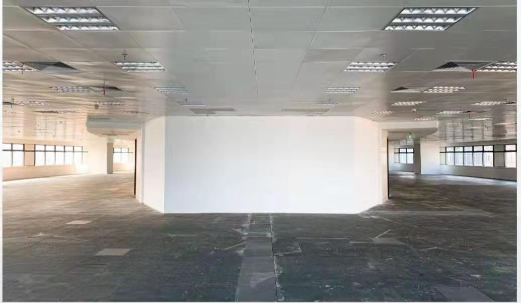 丰盛创建大厦(新富港中心)出租1750平写字楼标准交付
