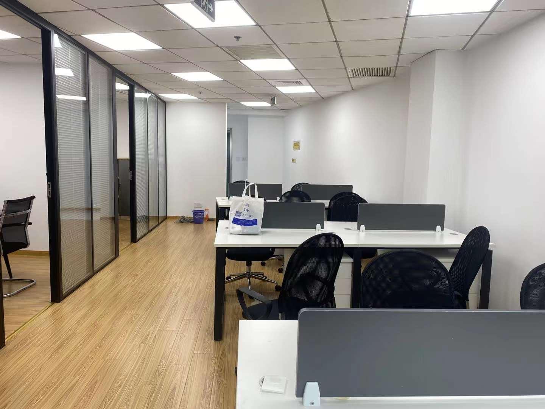 八佰伴生命人寿大厦152平精装修办公室出租