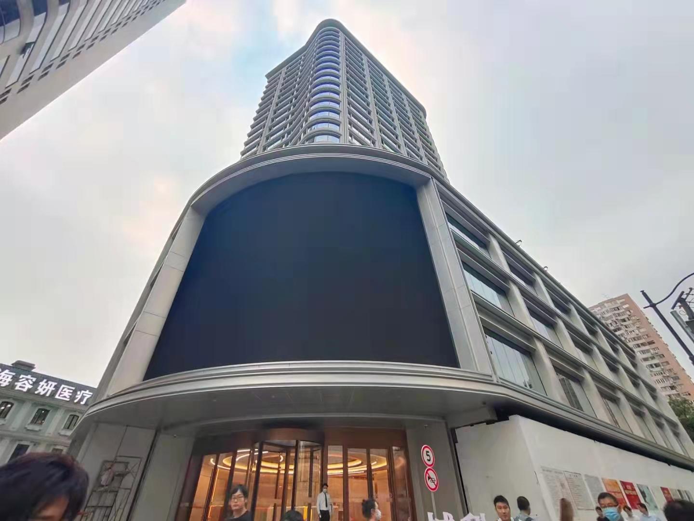 南京西路旁甲级标办城利大厦入市招商出租信息