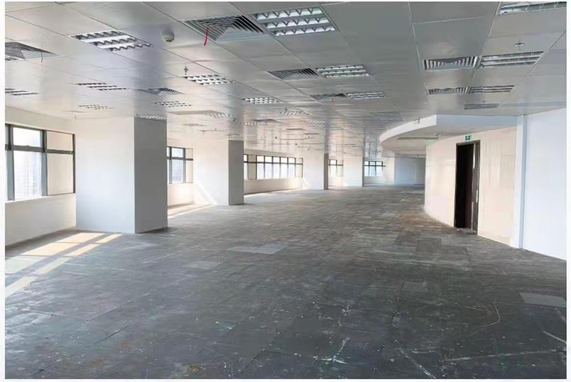 丰盛创建大厦(新富港中心)出租894平写字楼标准交付
