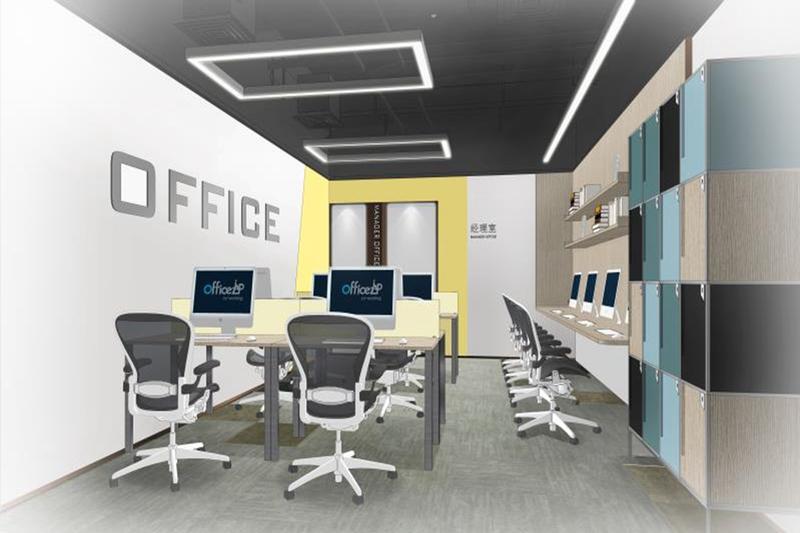 租办公室过程中常见的搜索200词