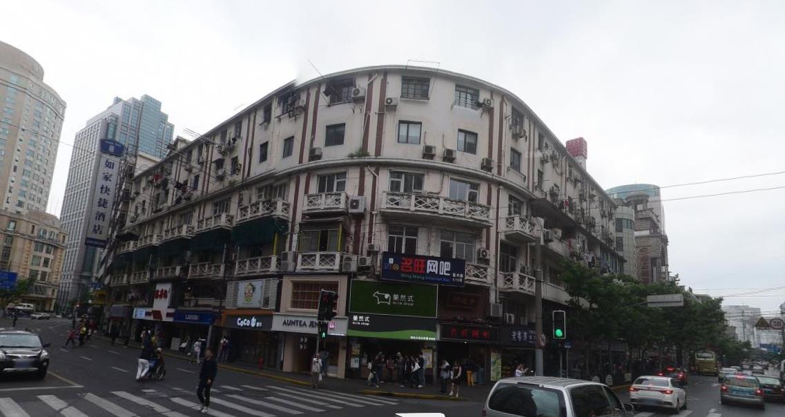 青莲阁大楼
