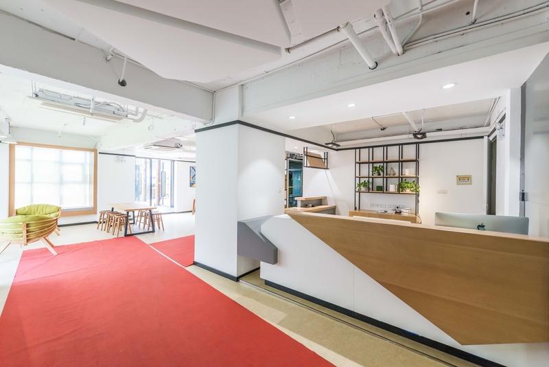 中城大楼联合办公共享办公空间共享办公室租赁招商信息