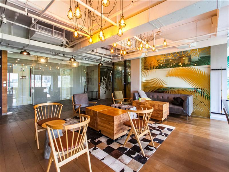 新天地新里联合办公共享办公空间共享办公室租赁招商信息