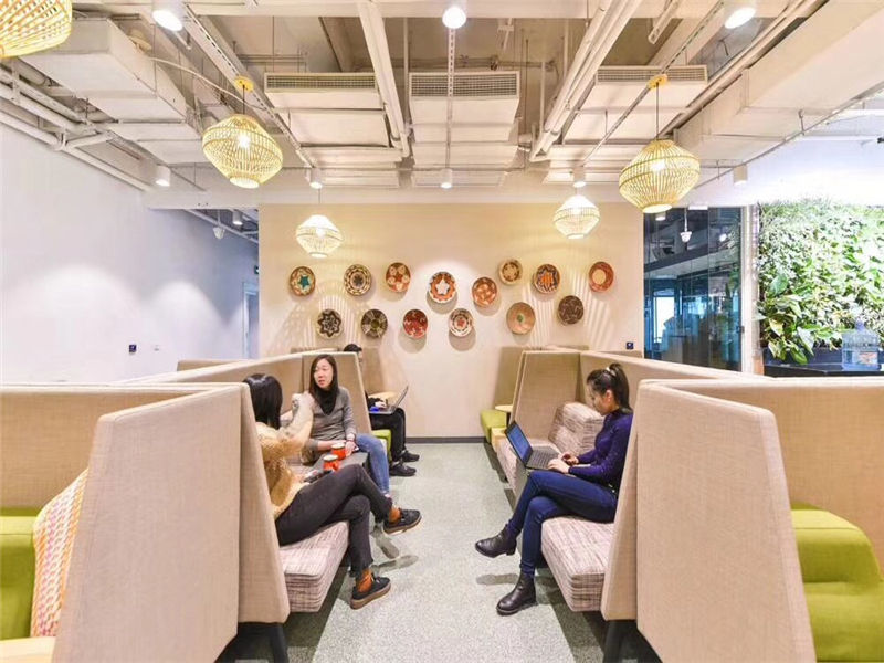 腾飞元创大厦联合办公共享办公空间共享办公室租赁招商信息