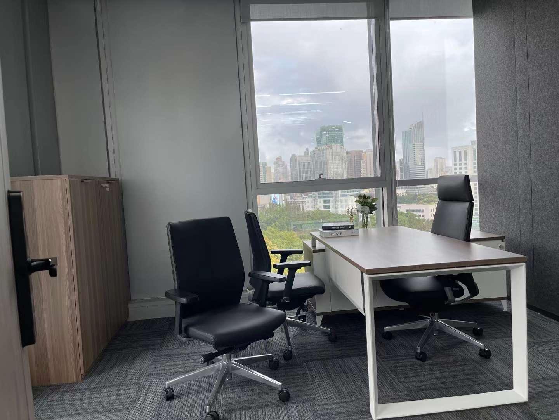 丰盛创建大厦(新富港中心)出租256平写字楼精装修带家具