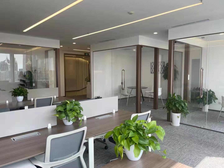 东方金融广场新出226平现房精装修全配办公室