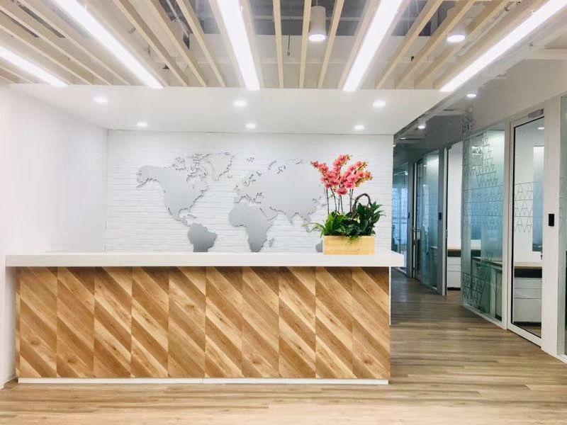 东海商业中心联合办公共享办公空间共享办公室租赁招商信息