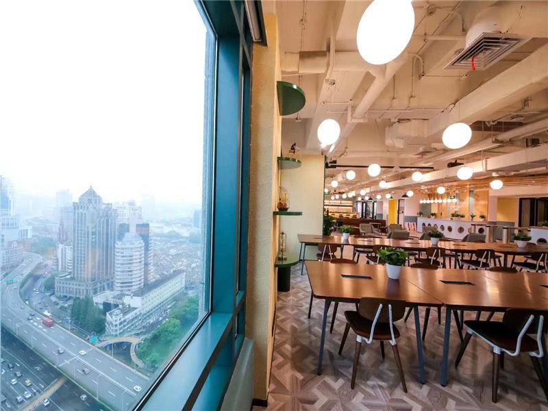 海洋大厦联合办公共享办公空间共享办公室租赁招商信息