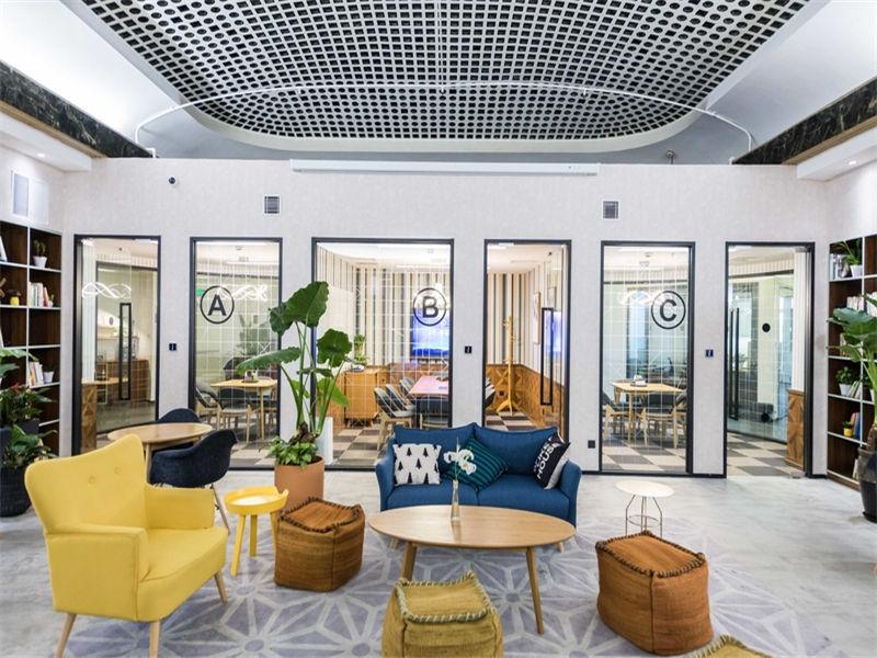 中汇大厦联合办公共享办公空间共享办公室租赁招商信息