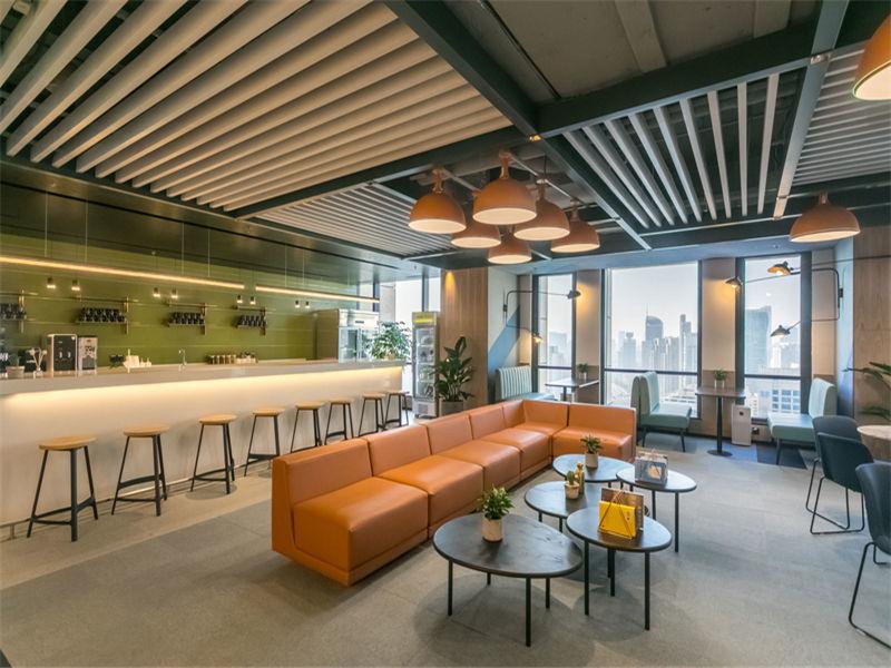 外滩中心联合办公共享办公空间共享办公室租赁招商信息