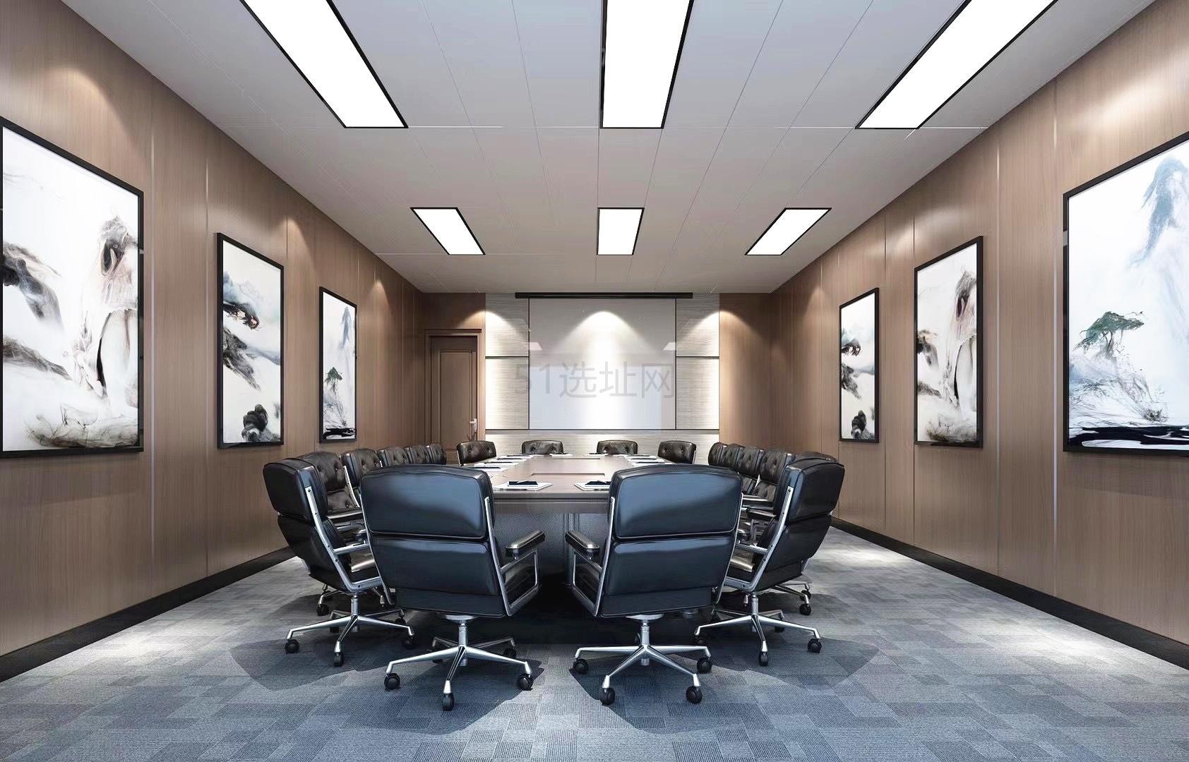 明悦大厦-悦空间会议室